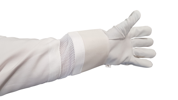 Vented Bee Gloves Long
