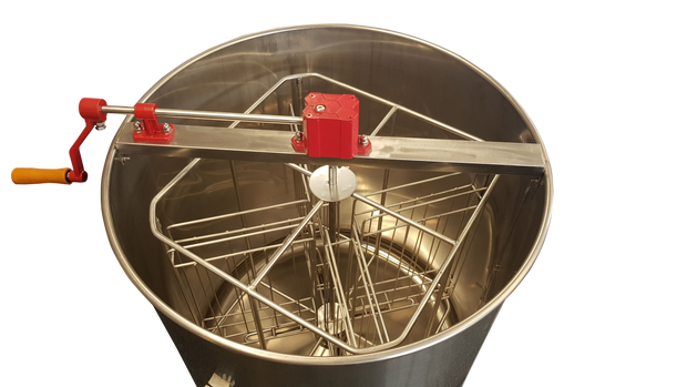 4 Frame Extractor with reversible baskets