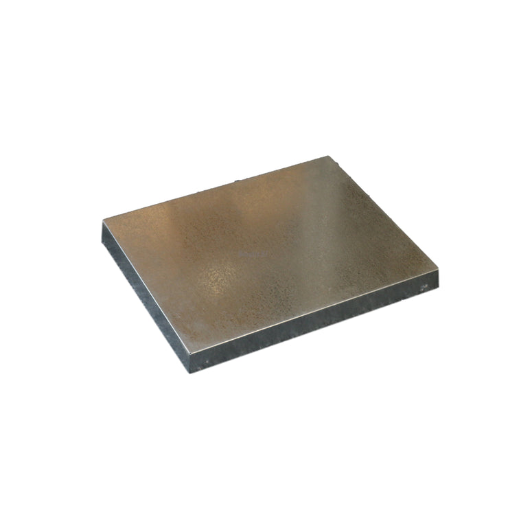 Galvanised Steel 0.55 Roof (Welded Corners, Loose Poly Liner)
