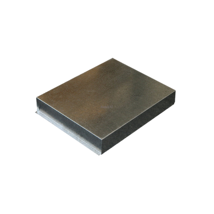 Galvanised Steel 0.75 Roof (Sprung Ends, Loose Poly Liner)