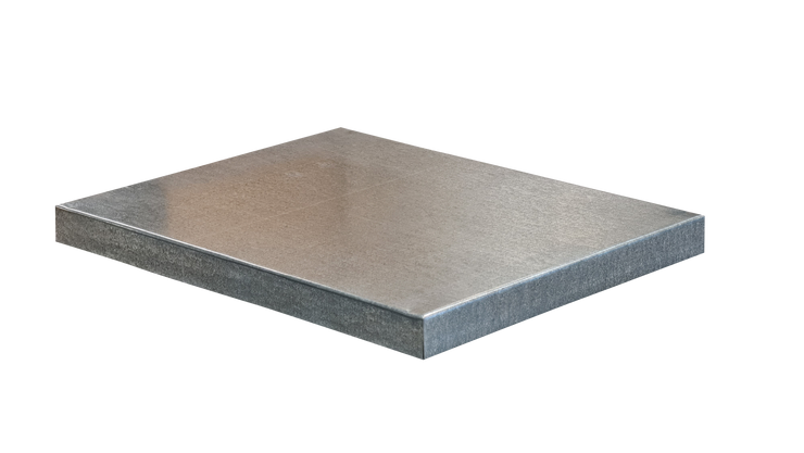 Heavy Duty 0.95mm Galvanized Lid