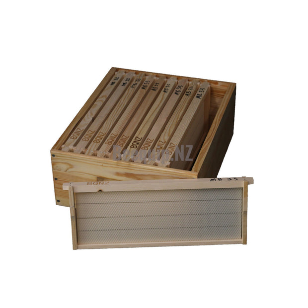 Russian Pine (RP) 3/4 Depth Box Package 231.