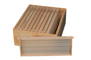 3/4 Single Super Package with Wooden Frames