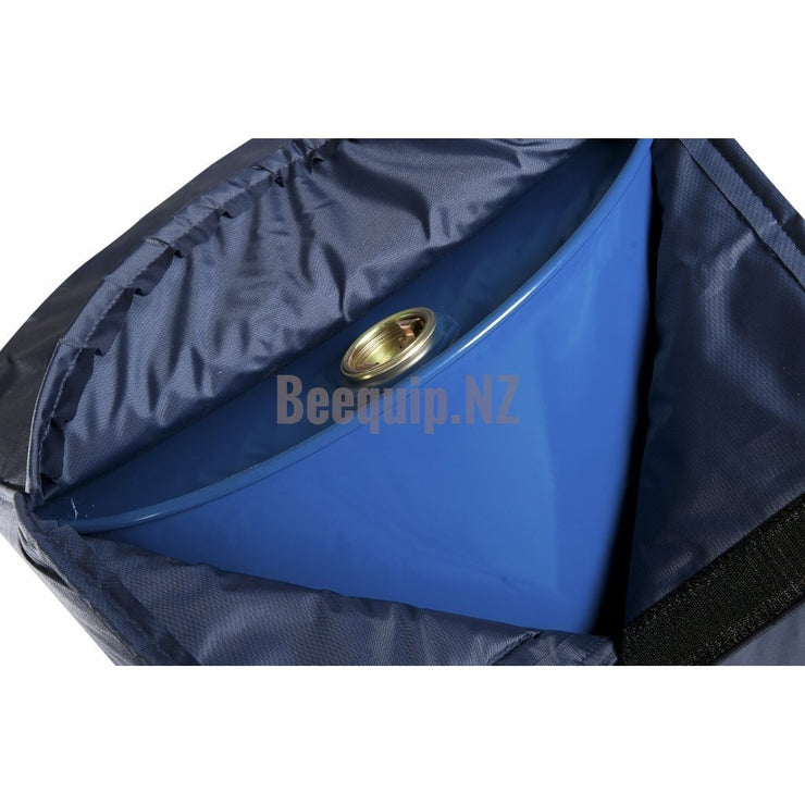 Insulated Drum Jacket with lid for 210 litre drum.