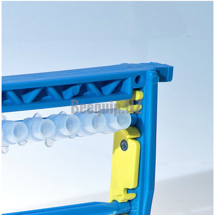Technosetbee Frame with Rotating Cell Bars