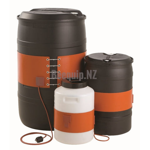 Standard Flexible Silicone Drum Heater