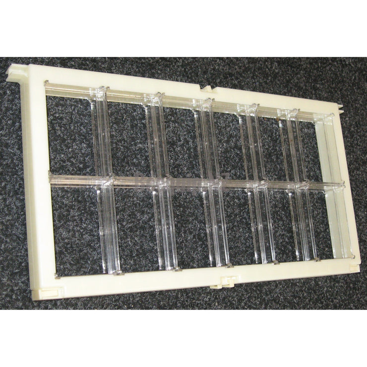 Comb Honey Frame - takes 12 small Comb Honey Containers.