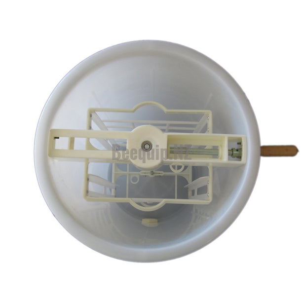 2 Frame Plastic Honey Extractor