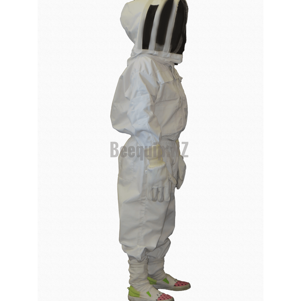 Children Bee Jacket - White