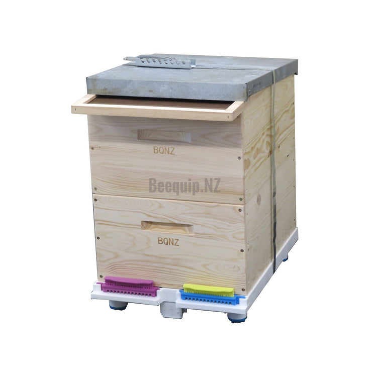 Russian Pine Beehive Package 126