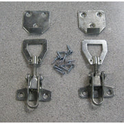 Hive Latch Set with Short Lever (pair)