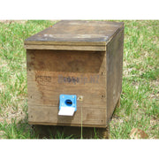 Nuc Box Entrance with Landing Board by Technosetbee.