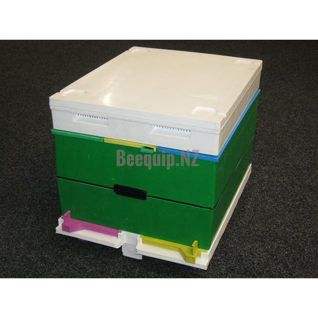 Technosetbee 3x3 Frame full depth nucleus beehive