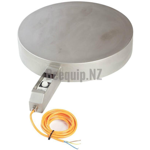 Drum Base Heater wi Digital Control
