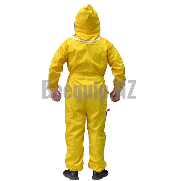 Standard Bee Suit - Yellow - 4XL