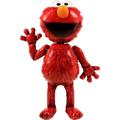Elmo Lifesize Airwalker Foil Balloon