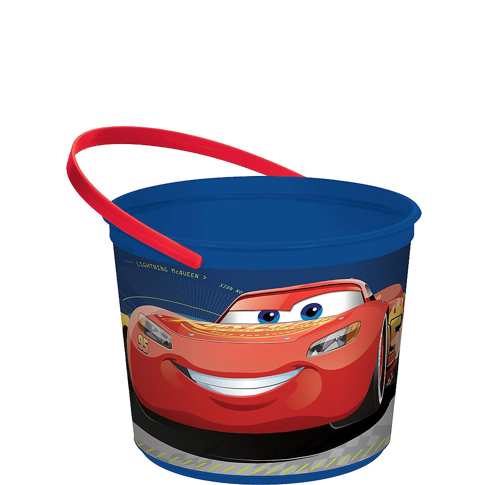 Cars Lightning McQueen Favour Container