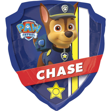 Paw Patrol Chase & Marshall XL SuperShape Foil Balloon
