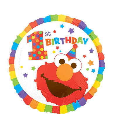 1st Birthday Elmo 17