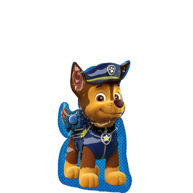 Paw Patrol Chase Giant Super Shape Foil Balloon