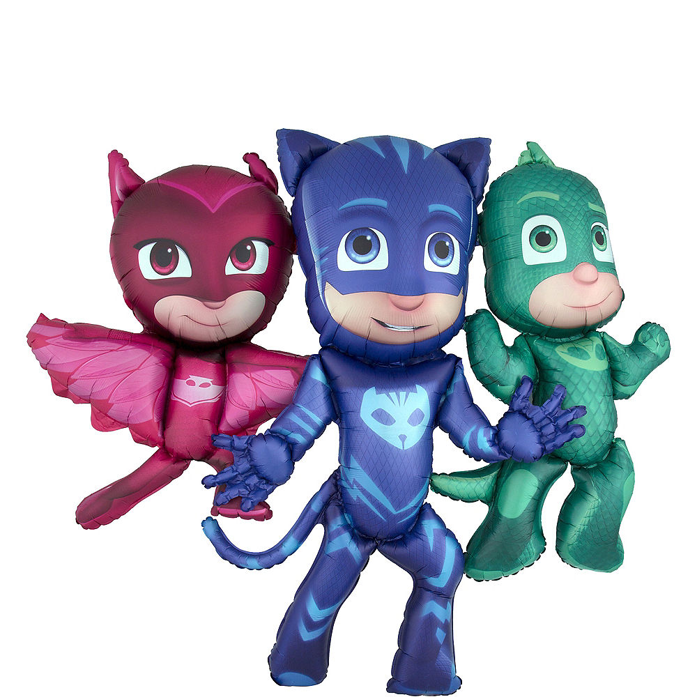 PJ Masks Lifesize Airwalker Foil Balloon