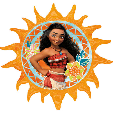 Moana Giant Super Shape Foil Balloon