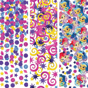 Shimmer & Shine Party Confetti Scatters