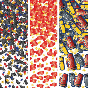 Cars Lightning McQueen Party Confetti Scatters