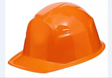 Construction Zone Plastic Construction Hat