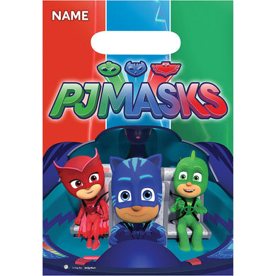 PJ Masks Party Loot Bags