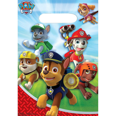 Paw Patrol Party Loot Bags