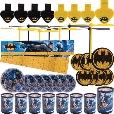 Batman 48pc Favour Pack