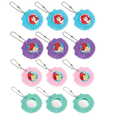 The Little Mermaid Mirror Keychain Favours