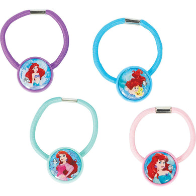 The Little Mermaid Hair Elastic Favours