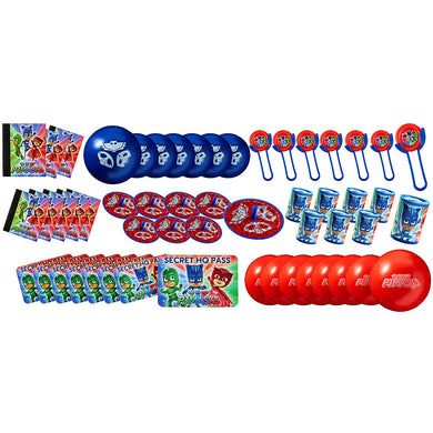 PJ Masks 48pc Favour Pack