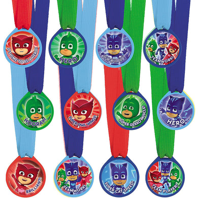 PJ Masks Award Medal Favours