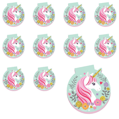 Magical Unicorn Notepads