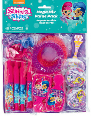 Shimmer & Shine 48pc Favour Pack