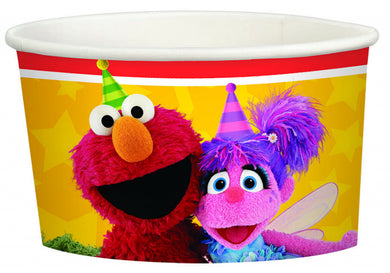 Sesame Street Ice Cream Treat Cups