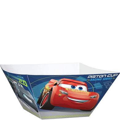 Cars Lightning McQueen Paper Serving Bowls