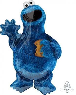 Cookie Monster Super Shape Foil Balloon