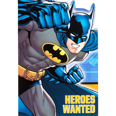 Batman Invitations