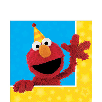 Sesame Street Lunch Napkins