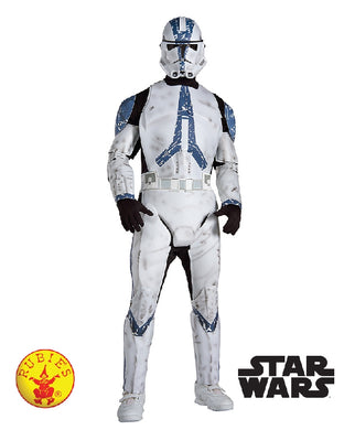 Clone Trooper Deluxe Costume, Adult