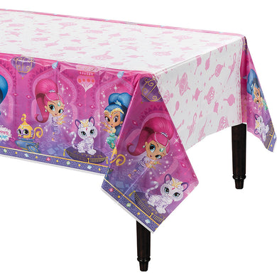 Shimmer & Shine Table Cover