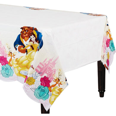 Beauty & the Beast Table Cover