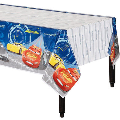 Cars Lightning McQueen Table Cover