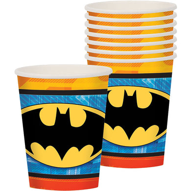 Batman Paper Party Cups