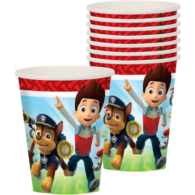 Paw Patrol Paper Party Cups