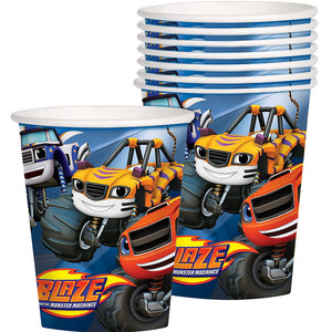 Blaze & the Monster Machines Paper Party Cups